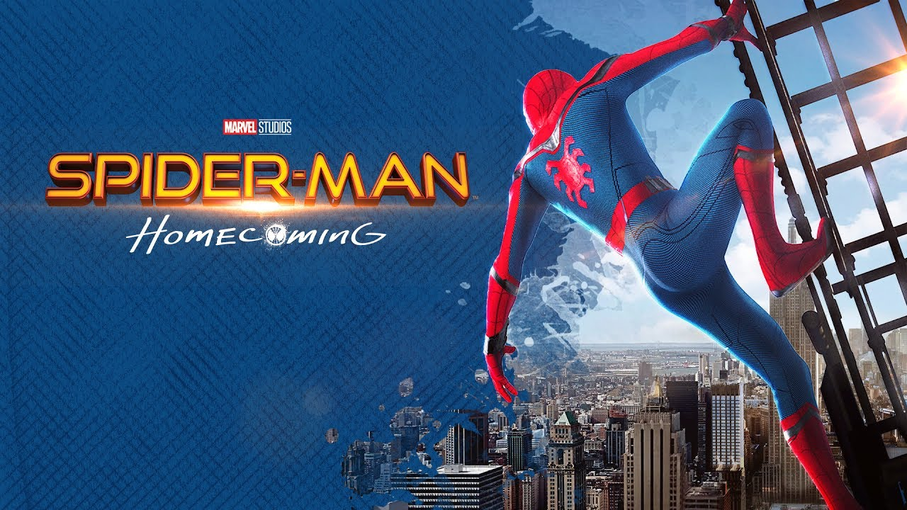 Spiderman homecoming - Photoshop Wallpaper