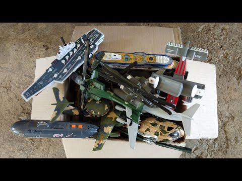 Box Of Toys Diecast Military Vehicles Best Diecast Collection