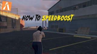 How to speed boost FiveM | Best Method + crosshair & settings release