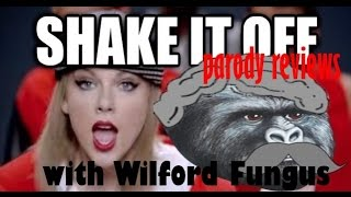 Taylor Swift's SHAKE IT OFF parodies REVIEW (reaction to every Taylor Swift SHAKE IT OFF parody)