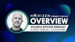ZenCash overview at Atlanta Bitcoin Embassy