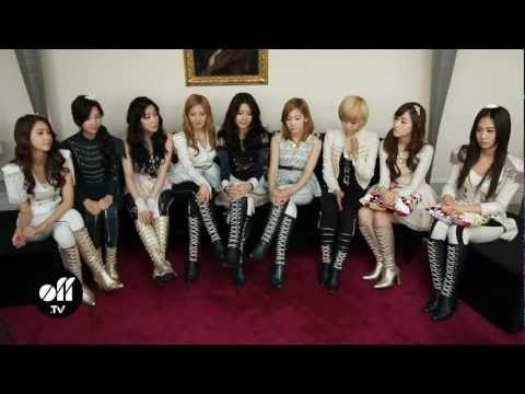 Girls' Generation 소녀시대: live from Paris !