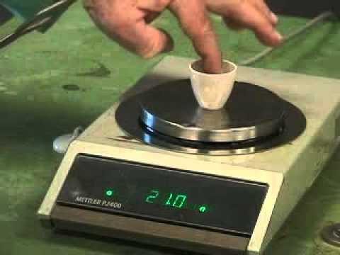 Finding The Empirical Formula For Magnesium Oxide Part 2.wmv