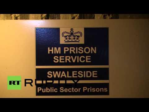 UK: Kent Swaleside Prison guard hospitalised after stabbing