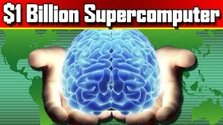 $1 Billion Supercomputer Does WHAT