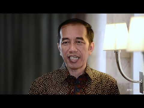 Ucapan Ulang Tahun dari Presiden Joko Widodo untuk Partai NasDem