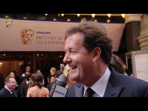 Piers Morgan - BAFTA TV Awards Red Carpet