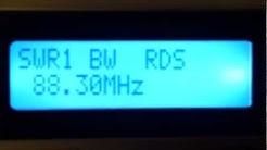 FM Tropo: SWR1 Baden-Württemberg (Raichberg) in Krefeld (377km) + RDS!