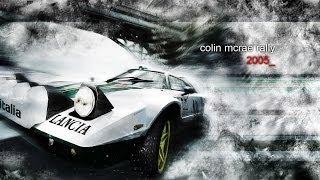 (Gry wg. intireja) Colin McRae Rally 2005 - Początki