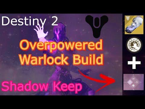 Insane Warlock Build - Destiny 2 Shadowkeep
