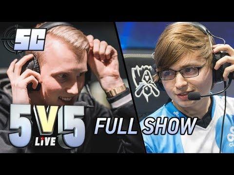 The Rest of the NA LCS Position Rankings! Top. Mid & ADC   5v5 Live   LoL esports - YouTube