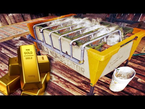 680 Grams Of Gold In One Bucket? Small Gold Mining Upgrades Yield Biggest Payday Yet! - Gold Rush