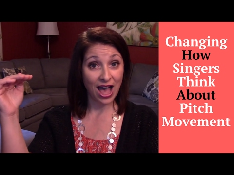 Adjusting How Singers Think About Pitch Movement (Direction)