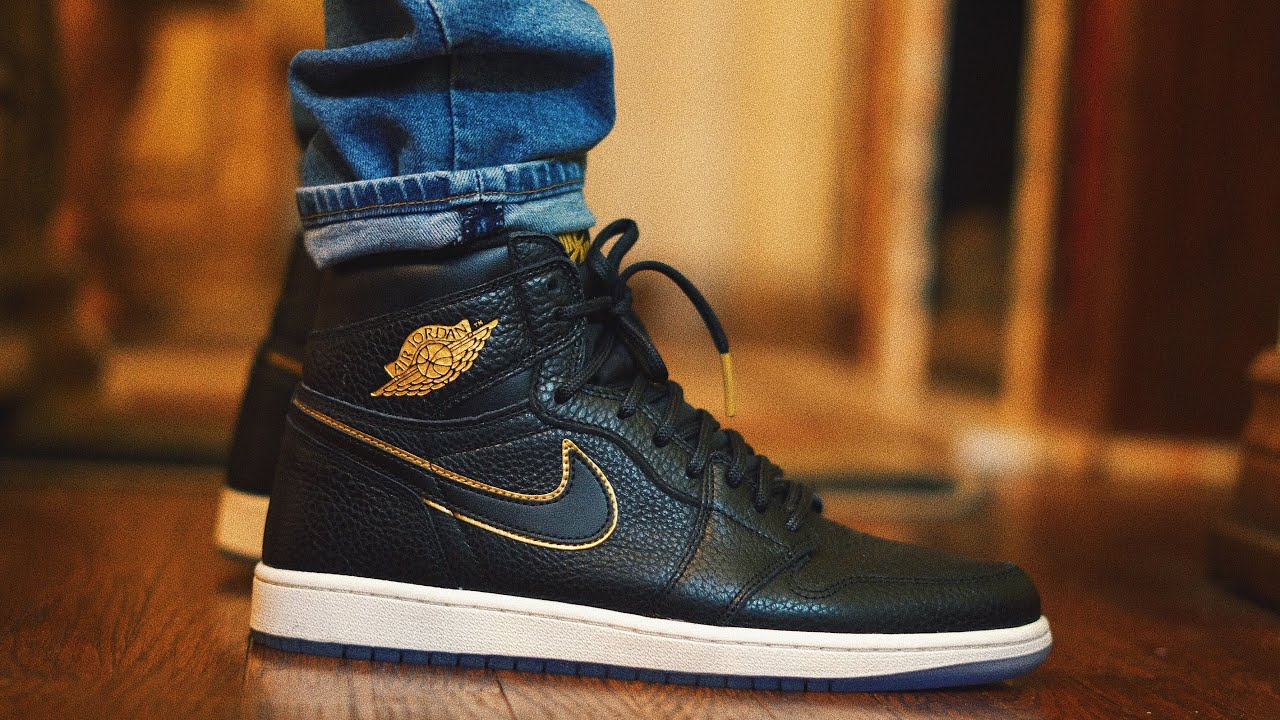 Air Jordan 1 Retro High OG 'City of Flight' Review & On Feet