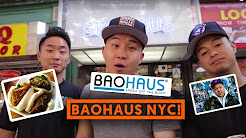 BAOHAUS NYC - Eddie Huang's Famous Spot - FUNG BROS FOOD