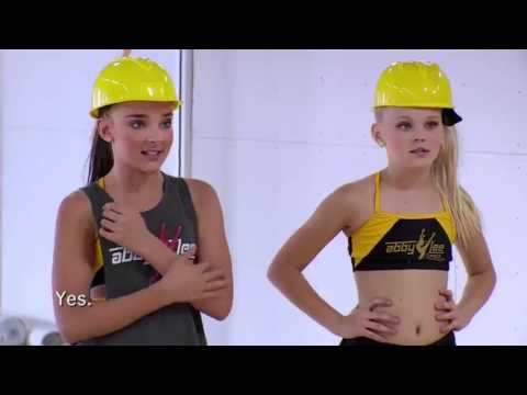 Dance Moms- Pyramid and Assignments (S5E29)