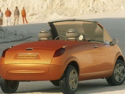#1317. Citroen C3 Air 1999 (Prototype Car)