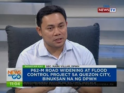 NTG: Panayam kay Sec. Mark Villar, DPWH