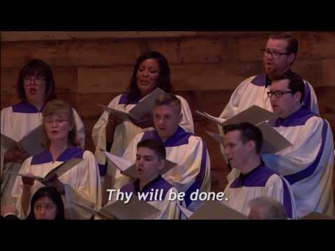 """Thy Will Be Done"" - Hour of Power Choir"