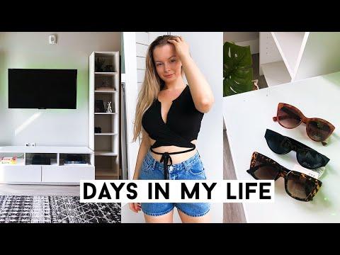 vlog:-apartment-updates,-closet-cleanout-&-new-sunglasses
