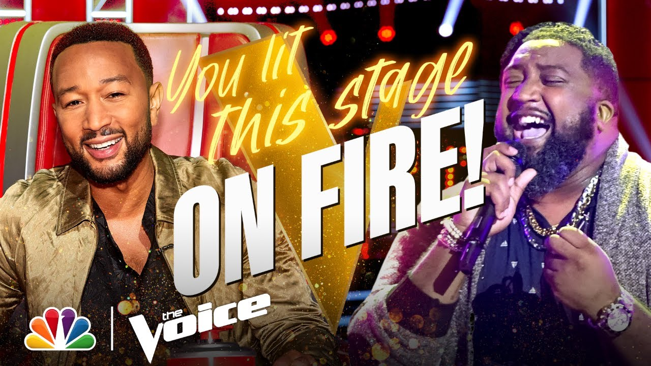 """Download Paris Winningham Soulfully Sings Stevie Wonder's """"Superstition""""   The Voice Blind Auditions 2021"""