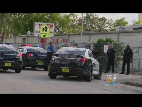 Lockdown Lifted At Brownsville Middle School