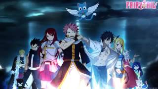 Fairy tail Opening 16 Full version BACK ON STRIKE