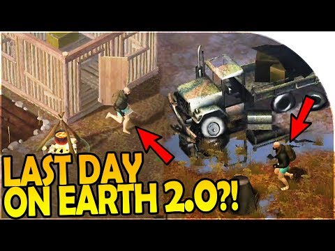 LAST DAY ON EARTH SURVIVAL 2.0?! -NEW How to Survive Apocalypse Lone Survivor Last Day (LDOE Ripoff)