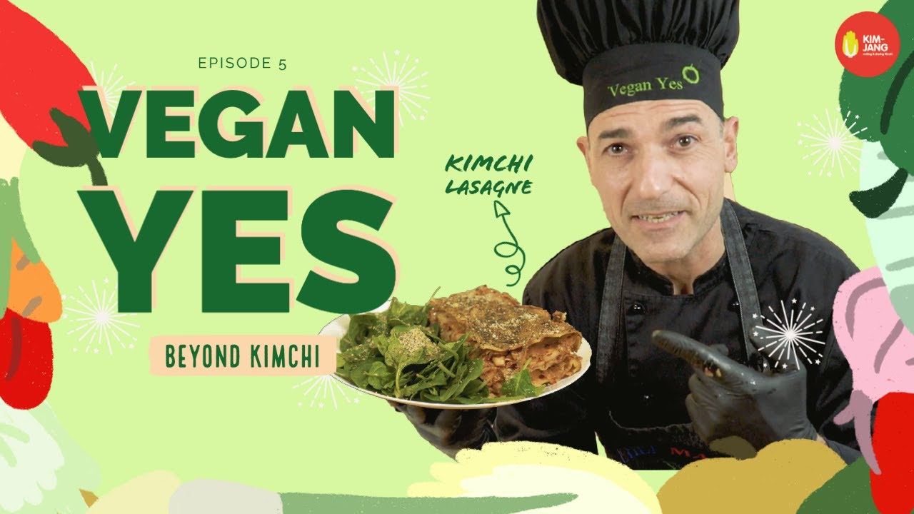 EP5. Beyond Kimchi: VEGAN YES