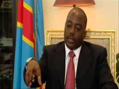 President of Congo - Joseph Kabila