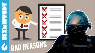 ⚠ 5 BAD Reasons For Starting A YouTube Channel ⚠