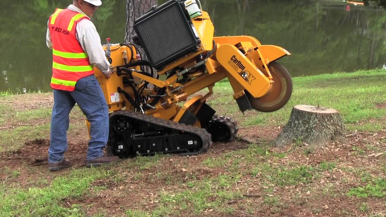 tree stump removal machine for sale