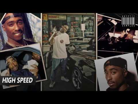 *FREE* 2Pac Type Beat | HIGH SPEED | Produced by Kryptic Samples | Oldschool | West Coast