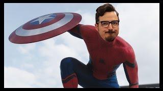 Captain America: Civil War Trailer! - CineFix Now
