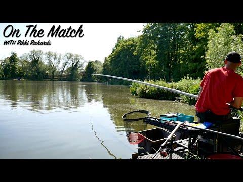 LIVE MATCH FISHING //First Match Back // Match Fishing // Bonehill Mill Fishery  // 30.05.20