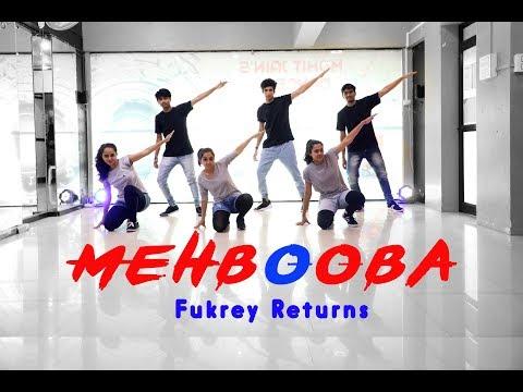 Mehbooba  Fukrey Returns  Mohit Jains Dance Institute MJDi  Dance Choreography