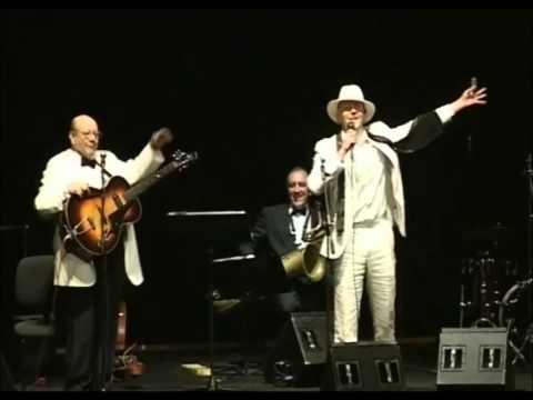 Lino Patruno Jazz Show in Rome at Auditorium Parco della Musica