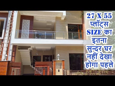 3-bedroom-independent-duplex-house-design-india-|-latest-luxury-interior-and-modular-work