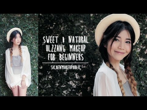 Sweet & Natural Ulzzang Inspired Makeup (Perfect for beginners)