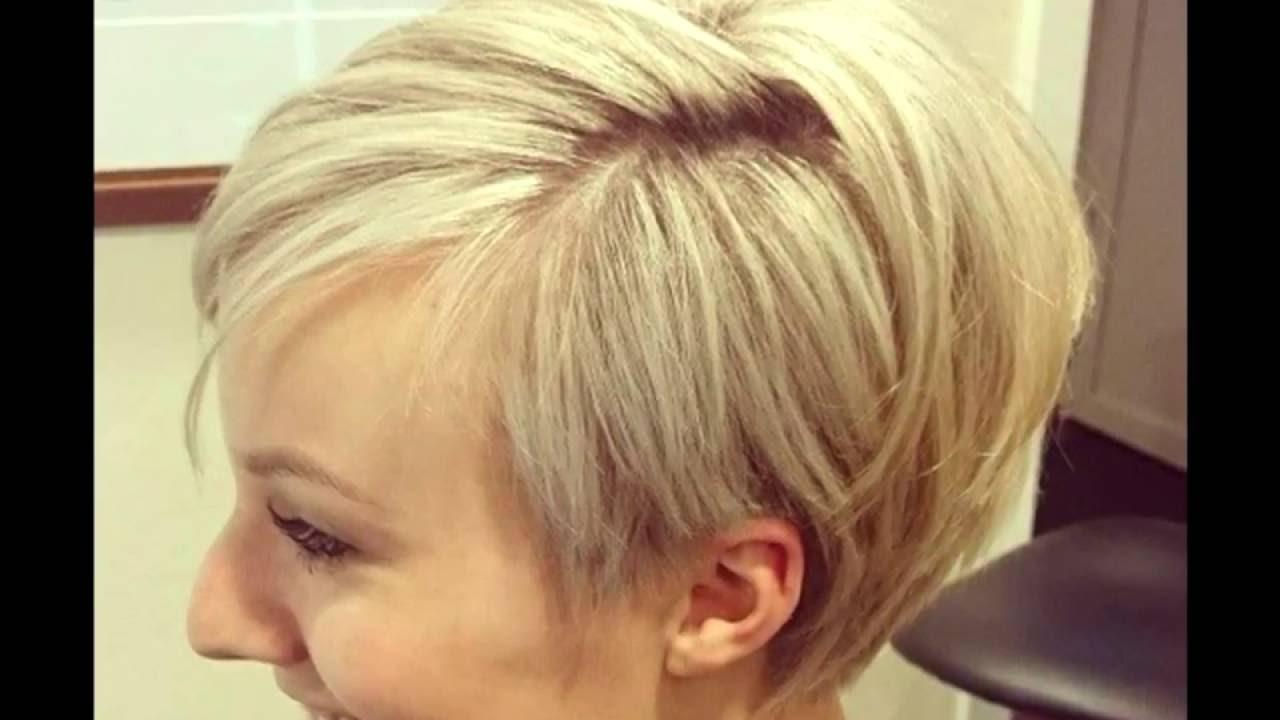 10 Wonderful Wedge Haircuts For Women Youtube