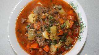 Лагман  Узбекская кухня