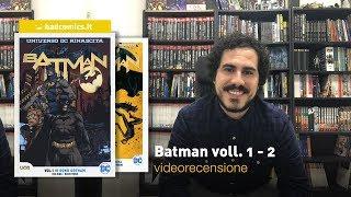 RW-Lion, DC Comics: Batman voll. 1 - 2: la videorecensione
