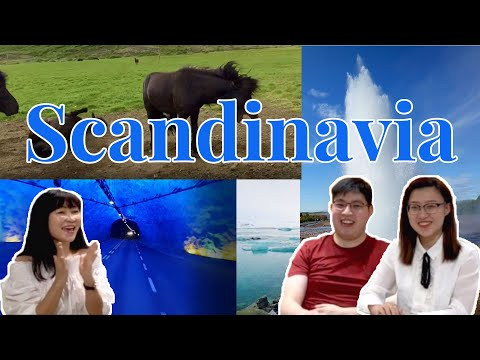 Virtual Travel With Super - Scandinavia Episode 6