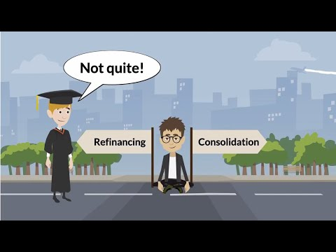 Finance Management | Loans Credits | Animated Explainer Video-CONSOLIDATED FINANCING