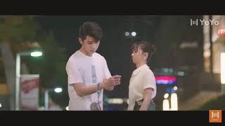 My Girl...Shen Yi Carries Meng Hui Home.after She Gets Drunk..Chinese Drama..