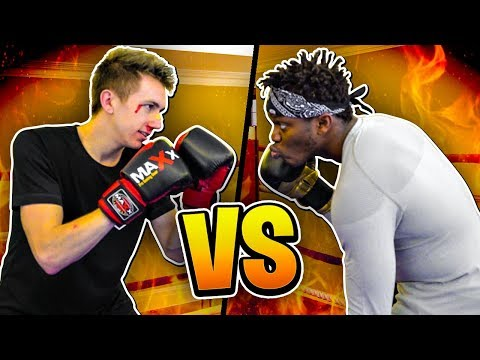 Download Youtube: BOXING KSI IN THE SIDEMEN HOUSE!