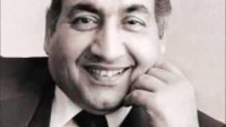 Aaj purani rahon se koi mujhe awaz na de (Muhammad Rafi) - YouTube.FLV