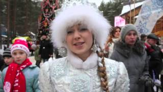 Journey to the residence of Ded Moroz in Veliky Ustyug. / К Деду Морозу в Великий Устюг.(Russian Ded Moroz (Grandfather Frost ) - the analogy of Santa Claus, only he's not a Christian character, but rather for all. The Ded Moroz accompanied by his ..., 2015-12-27T17:08:01.000Z)