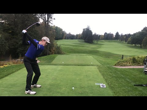 Junior Golfers - Course Vlog At The Royal Ottawa GC - Part 1