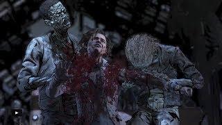 Louis Death Scene - The Walking Dead The Final Season Episode 4